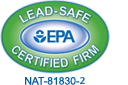 Geyer Decorating is certified Lead-Safe by the EPA